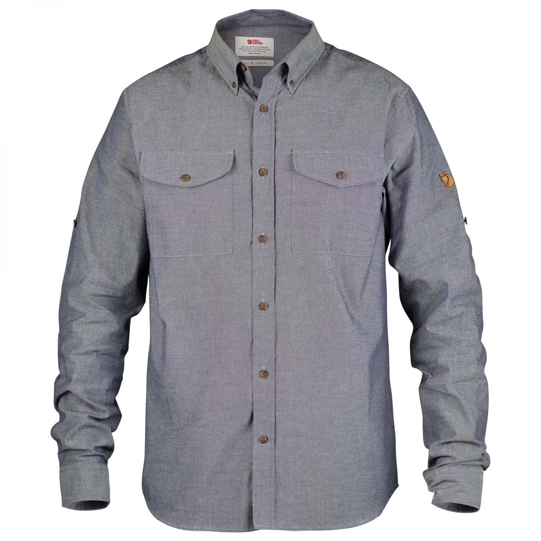 6d240c43d41 Fjällräven Övik Chambray Shirt - Shirt Men s
