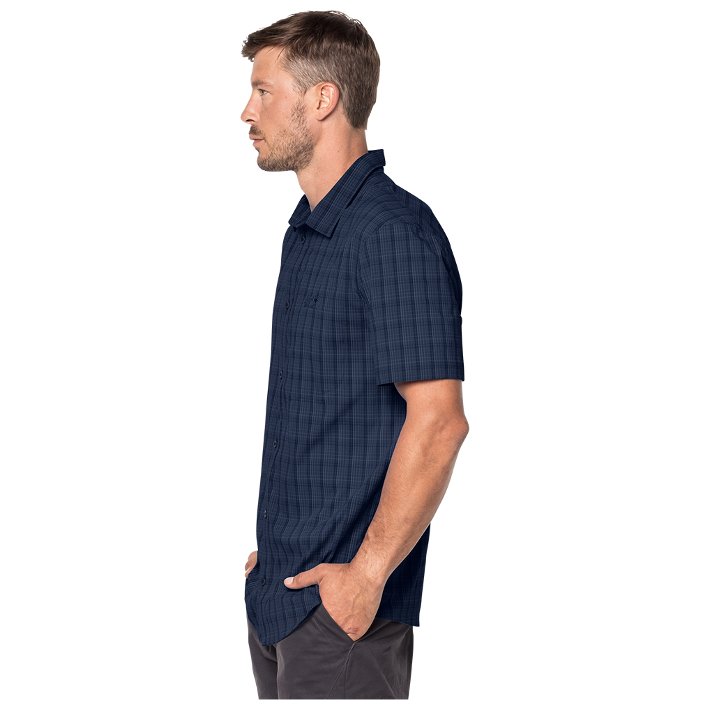 Turnschuhe niedrigster Rabatt bieten eine große Auswahl an Jack Wolfskin - Rays Stretch Vent Shirt - Shirt
