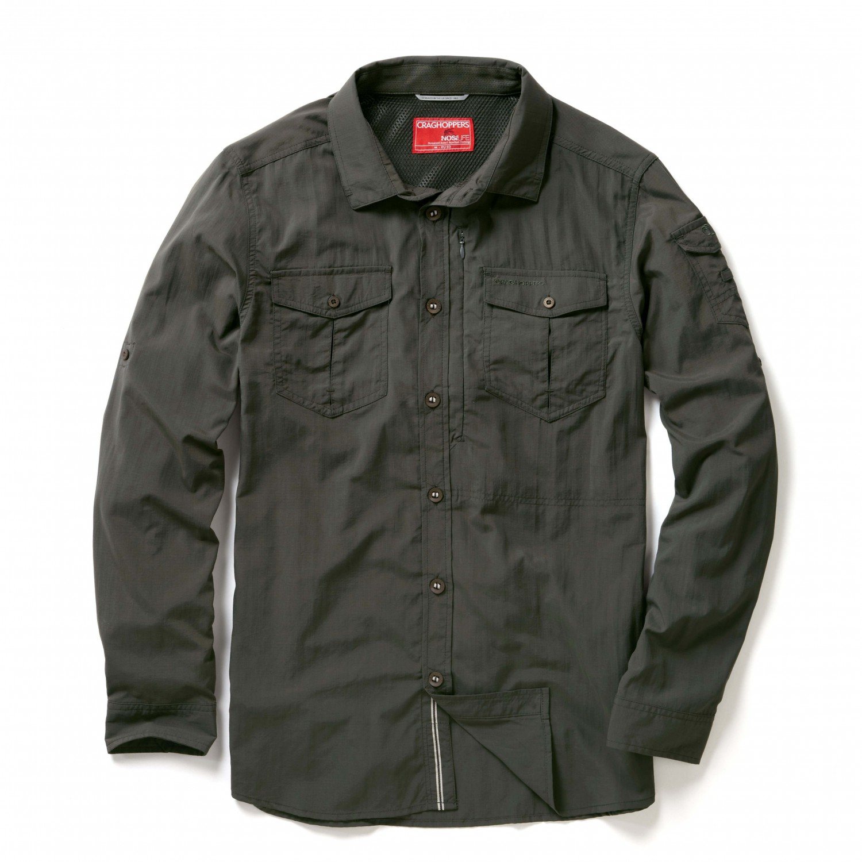 Craghoppers NosiLife Adventure Long Sleeved Shirt - Shirt Men s ... 8c19a9c3b