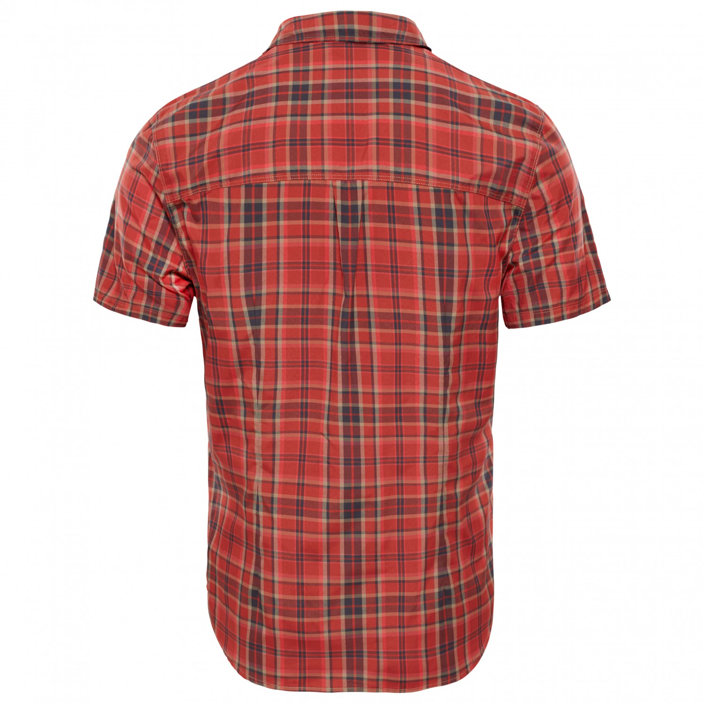 North Face HerenGratis The Ss Shirt Pine Knot Overhemd BxoedC
