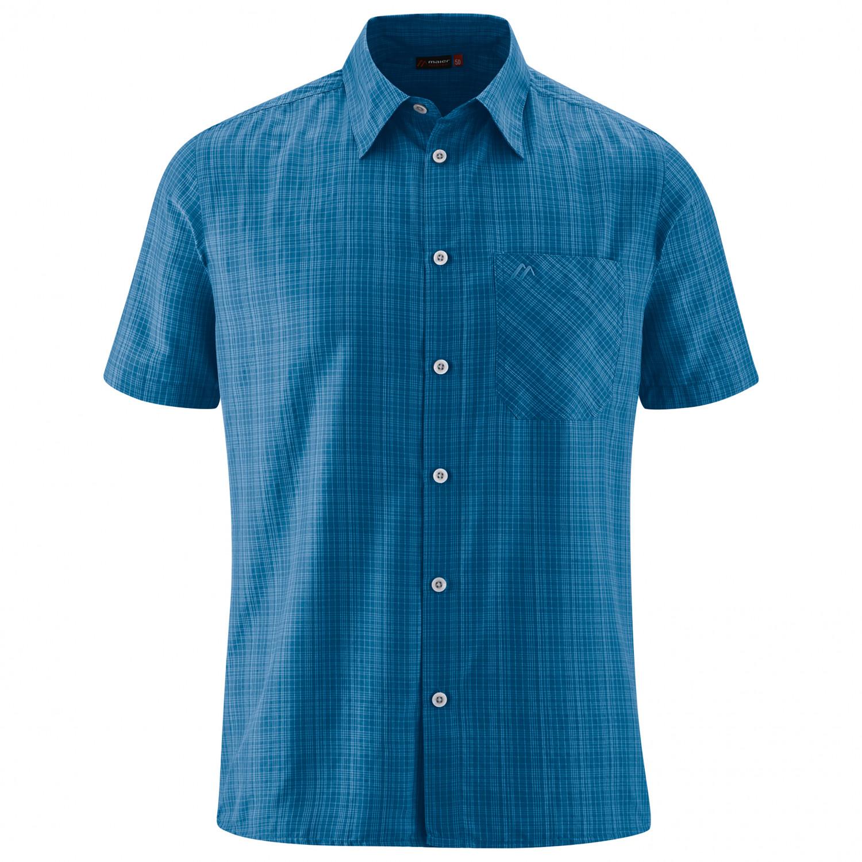 Overhemd Kopen.Maier Sports Karo Overhemd Heren Online Kopen Bergfreunde Nl