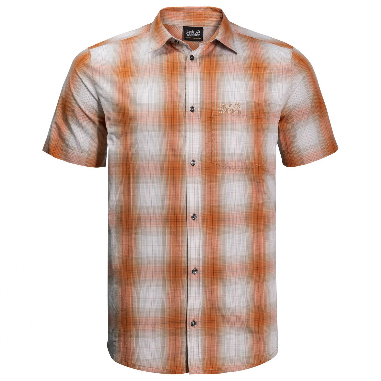 Overhemd Kopen.Jack Wolfskin Hot Chili Shirt Overhemd Heren Online Kopen