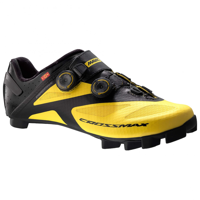Mavic - Crossmax SL Ultimate - Radschuhe Yellow Mavic / Black / Black