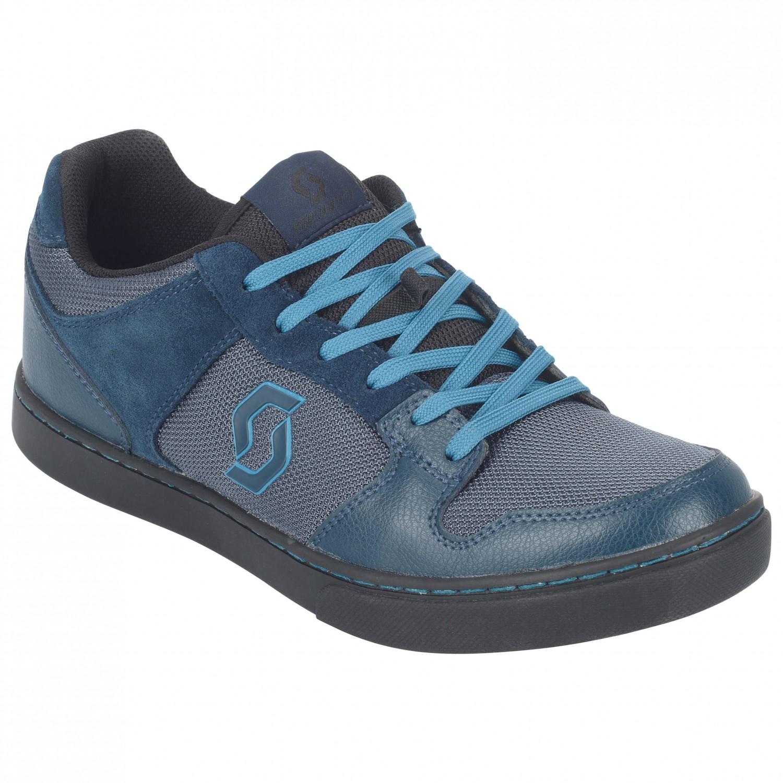 10 Shoe Scott FR Black Blue Radschuhe aac12fpel14082