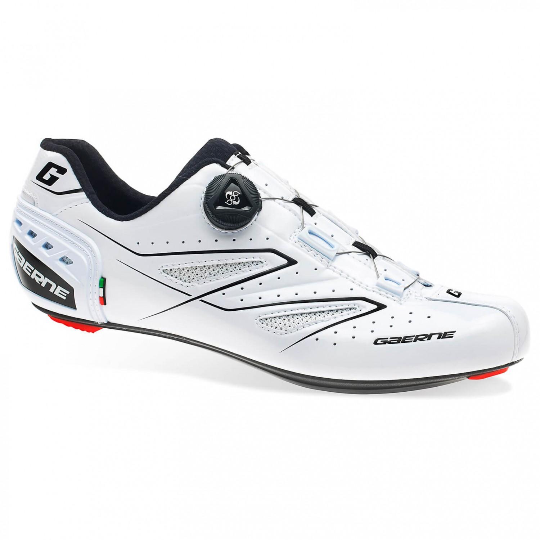 buy popular e471b cff4d Gaerne - Carbon G.Tornado - Scarpe da ciclismo - White | 43,5 (EU)
