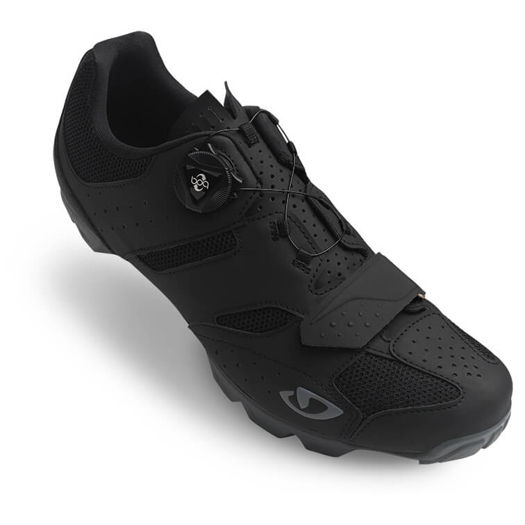 Giro - Cylinder - Radschuhe Black