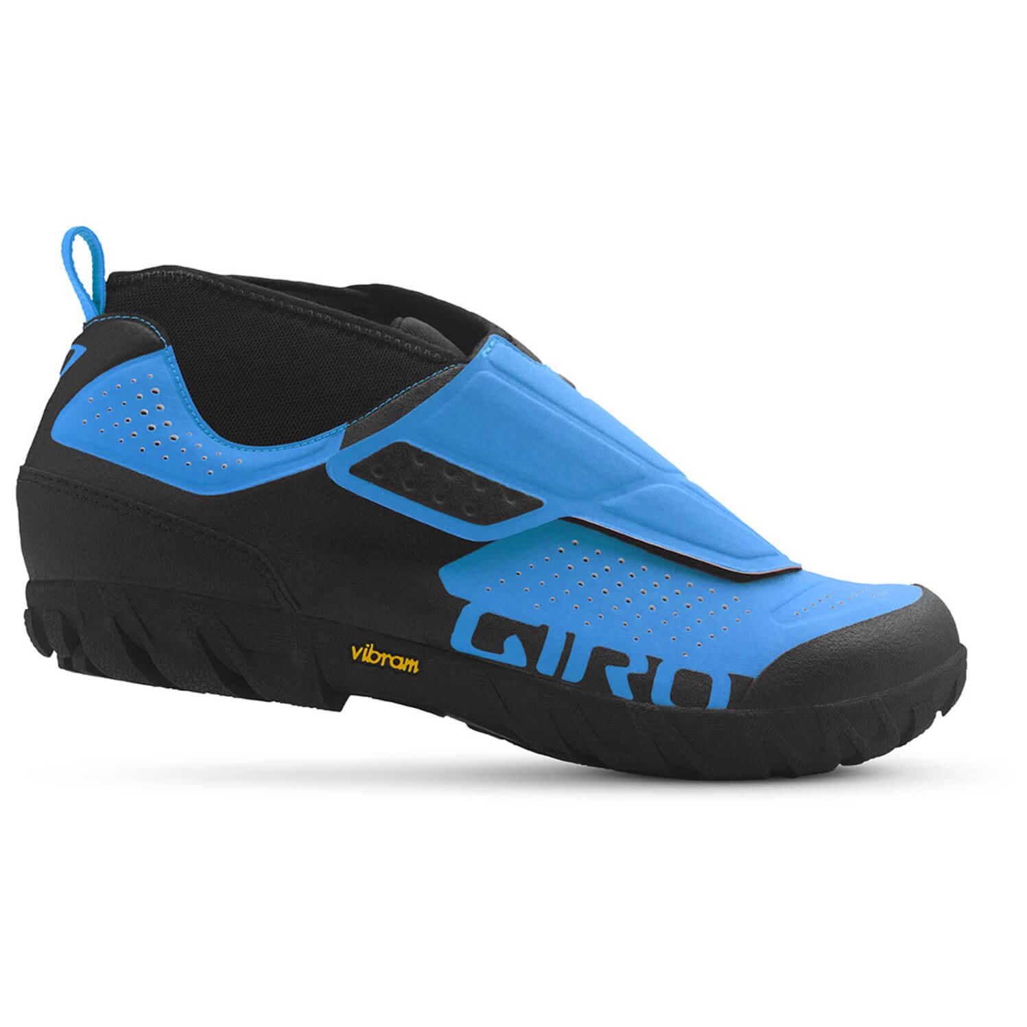 Giro - Terraduro Mid - Radschuhe Blue Jewel
