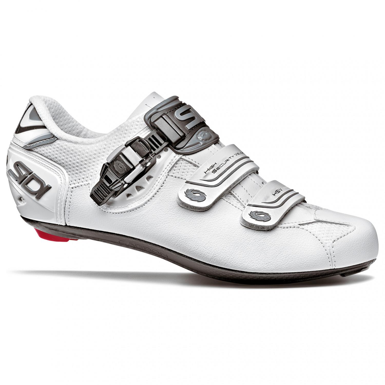 new styles 93fa8 e8a08 Sidi - Genius 7 - Scarpe da ciclismo - Shadow White | 41,5 (EU)