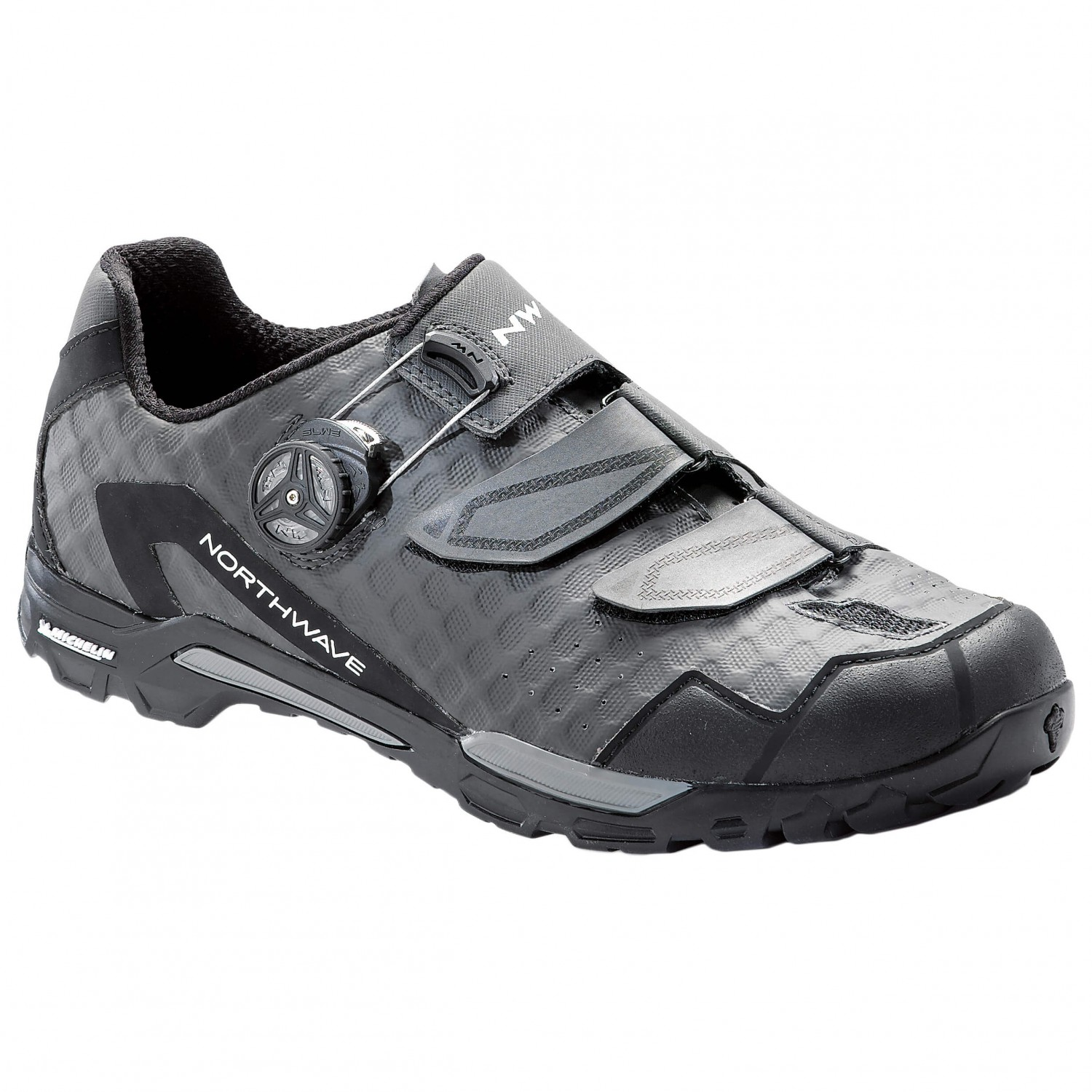 Northwave - Outcross Plus - Radschuhe Anthra / Black