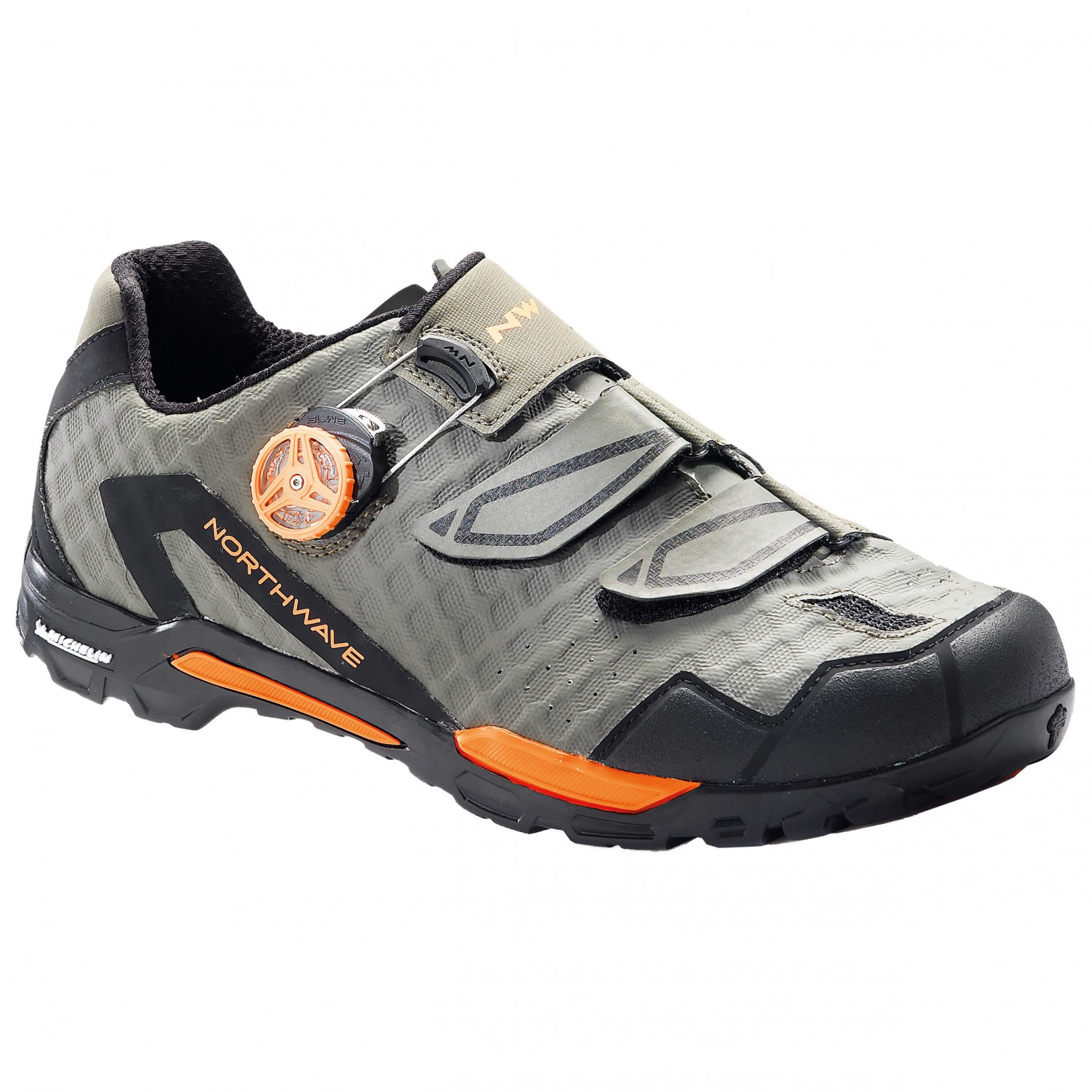Northwave - Outcross Plus - Radschuhe Forest