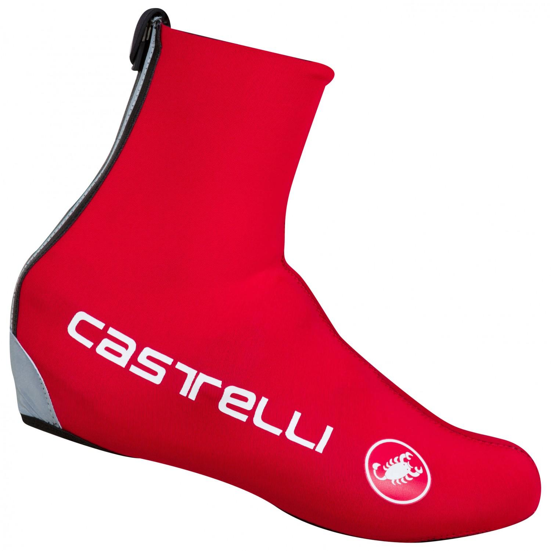 Castelli - Diluvio C Shoecover 16 - Überschuhe Red
