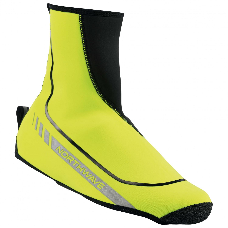 Northwave - Sonic High Shoecover - Überschuhe Yellow Fluo / Black