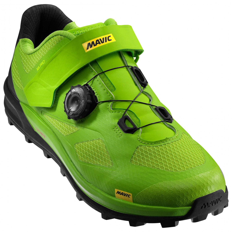 Mavic - XA Pro - Radschuhe Lime Green / Pirate Black / Safety Yellow