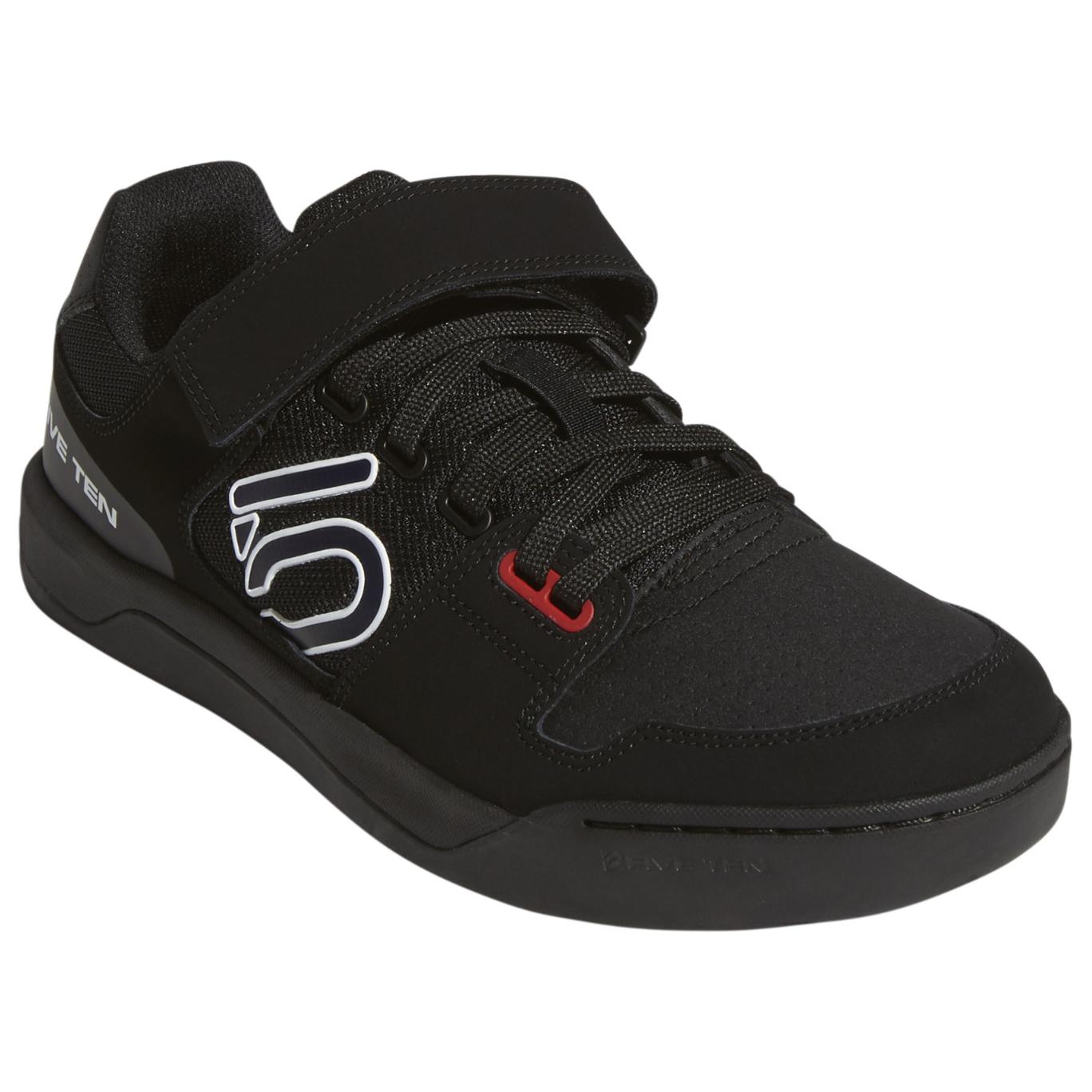 mejor mayorista el más nuevo gama exclusiva Five Ten - Hellcat - Zapatillas de ciclismo - Core Black / Ftw White / Red  | 6 (UK)