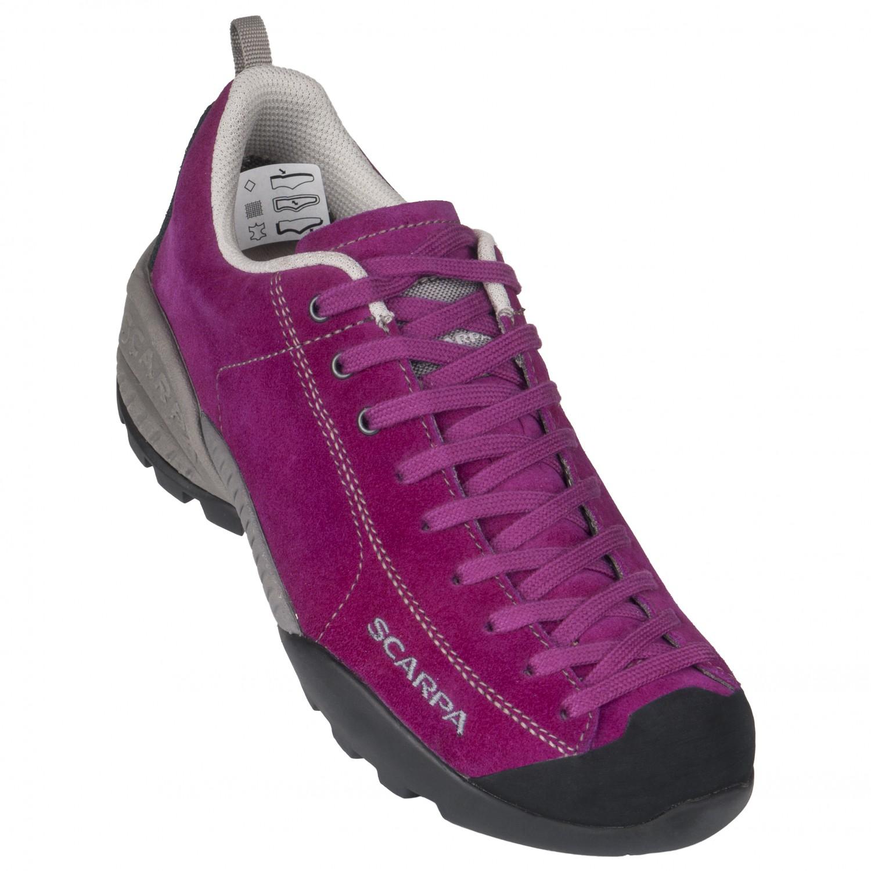 Scarpa - Mojito GTX - Sneaker Magenta