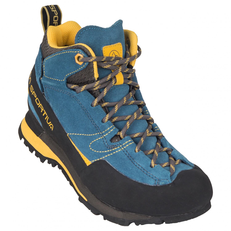Chaussures D'approche Flame37eu Sportiva Gtx La Mid Boulder X Carbon dCrxeBoQW
