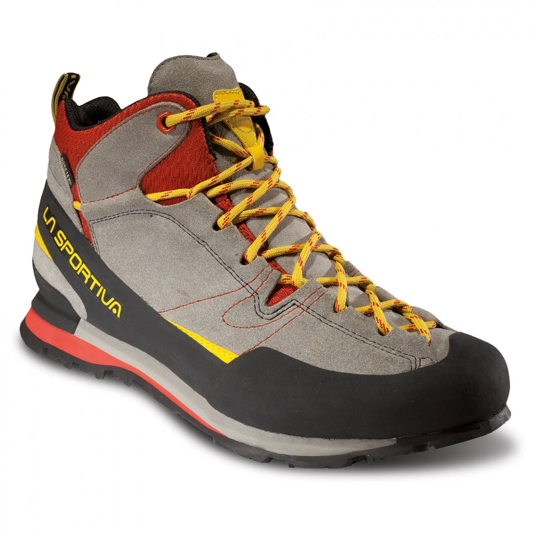 La Sportiva  Boulder X Mid GTX Approach Shoe  Men's 70020
