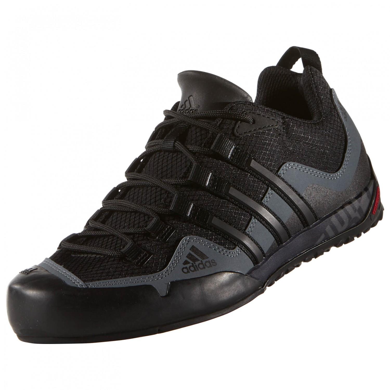 adidas Terrex Swift Solo Zapatillas de aproximación Black Carbon Black | 6 (UK)