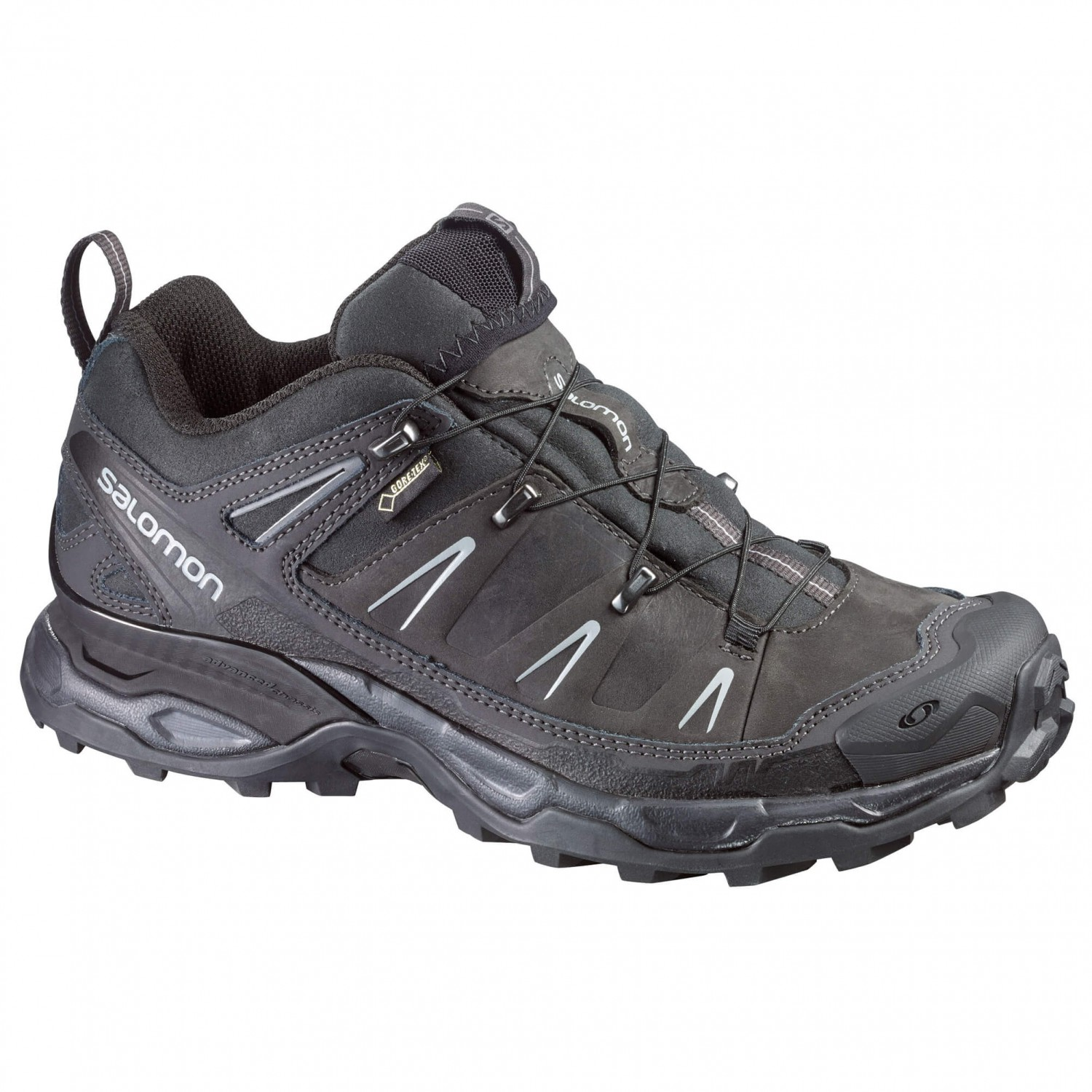 Salomon - X-Ultra LTR GTX - Approachschuhe Asphalt / Black / Pewter