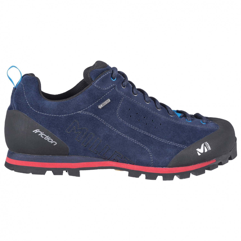new products 2a8cb 02b13 Millet - Friction GTX - Scarpe da avvicinamento - Saphir / Rouge | 8 (UK)
