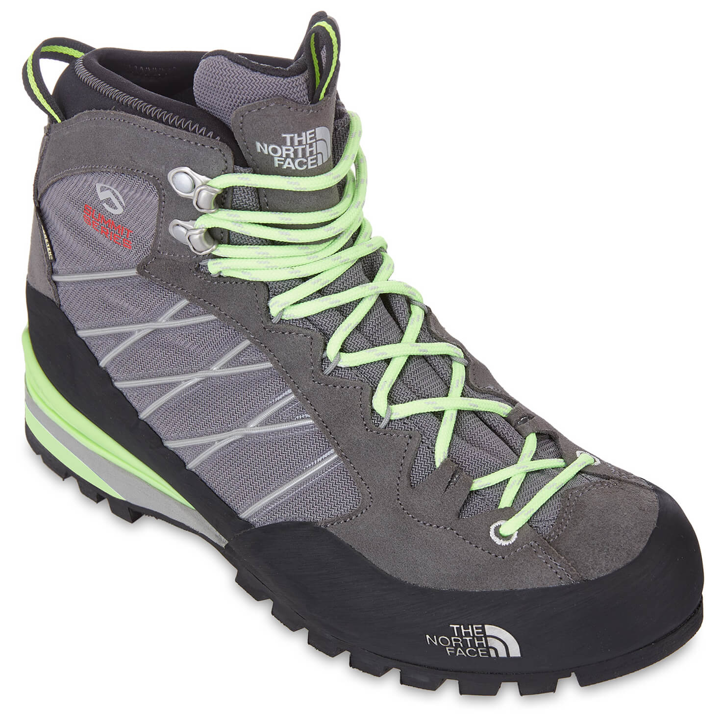 The North Face Chaussures d'alpinisme Verto S3K GTX Homme tnf black/tnf yellow MAFtU