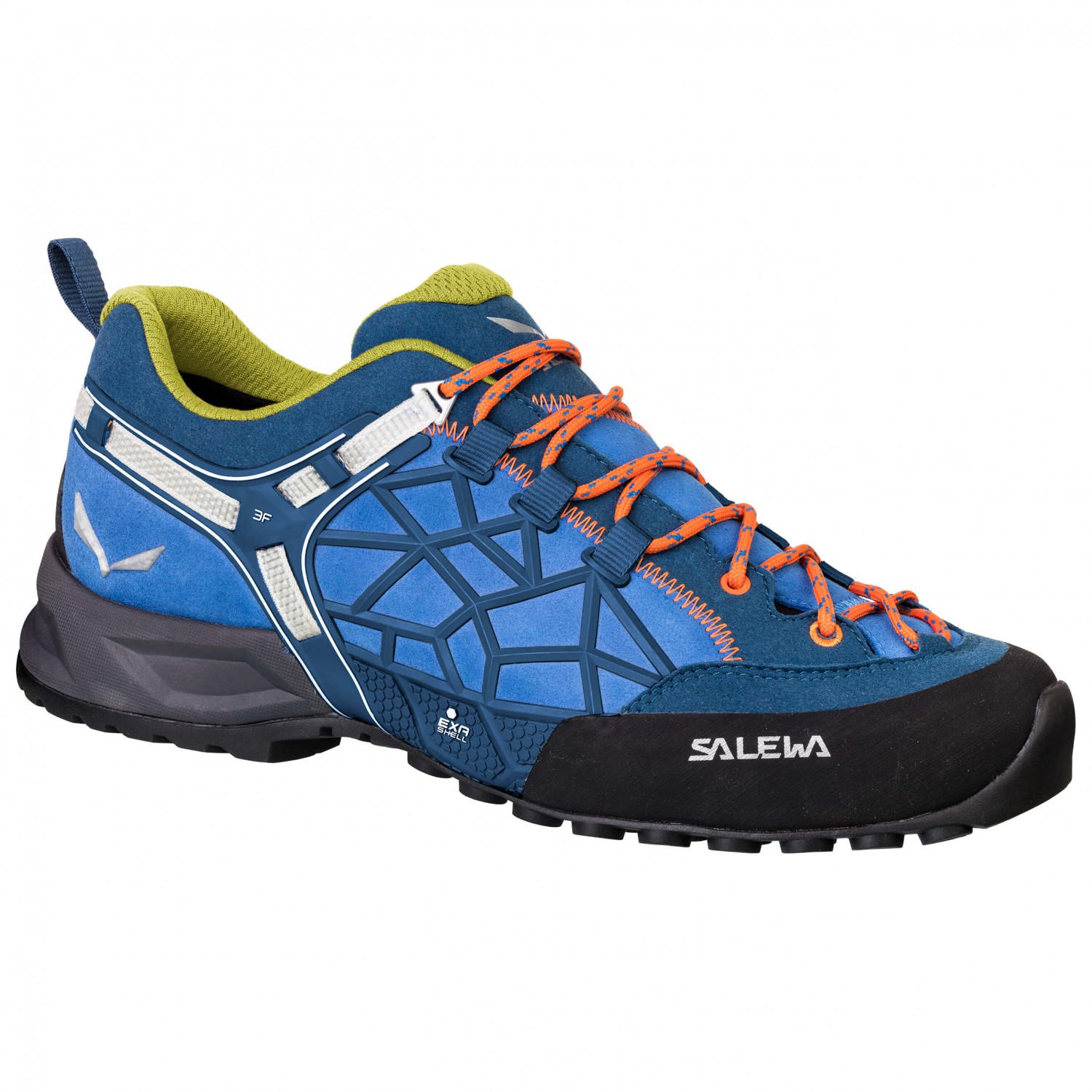 Salewa - MS Wildfire Pro - Approachschuhe Royal Blue / Holland