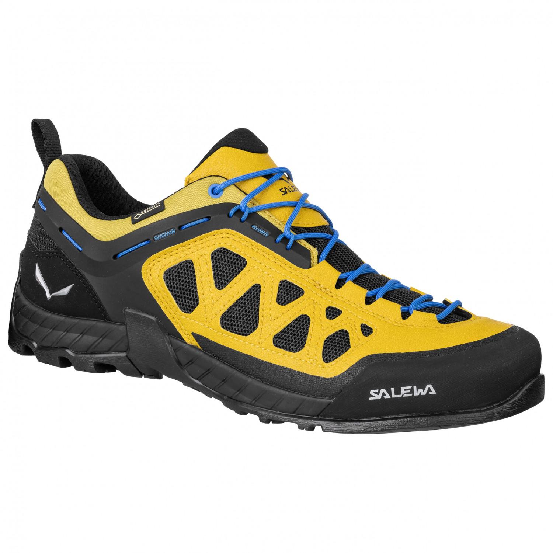 Salewa - Firetail 3 Gtx - Chaussures Approche Taille 10,5 Noir