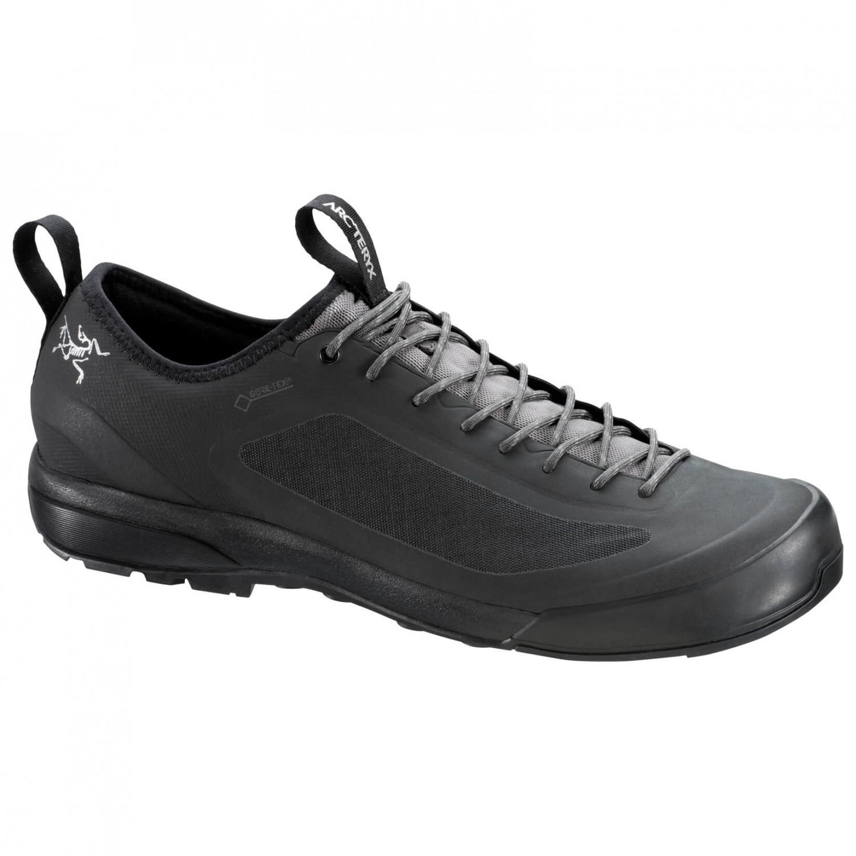 Arc'teryx - Acrux SL GTX Approach Shoe - Approachschuhe Black / Stone
