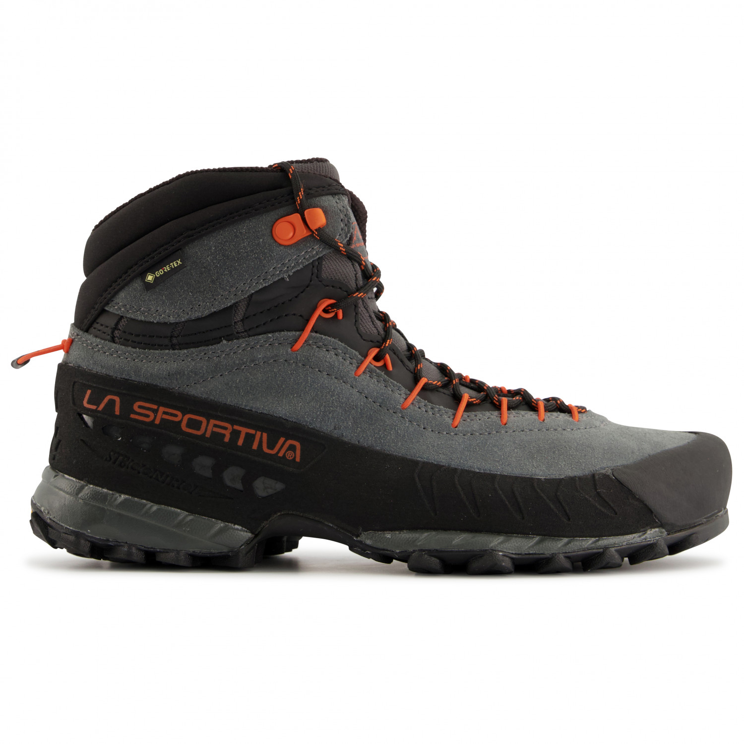 La Sportiva - TX4 Mid GTX - Approachschuhe Carbon / Flame