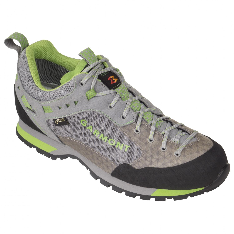 Garmont Dragontail N.Air.G GTX Shoes Women light grey/teal green UK 4 xwCunegNNM