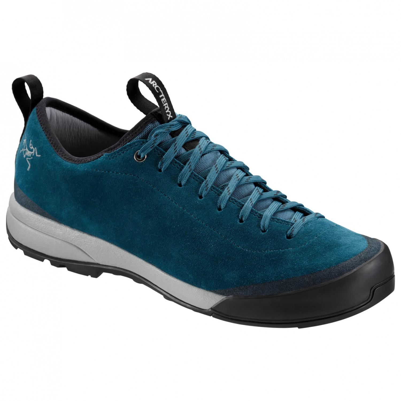 competitive price 39b24 73dd4 ... Arcteryx - Acrux SL Leather Approach Shoe - Approachschuhe Dark  Skyline  Skyline