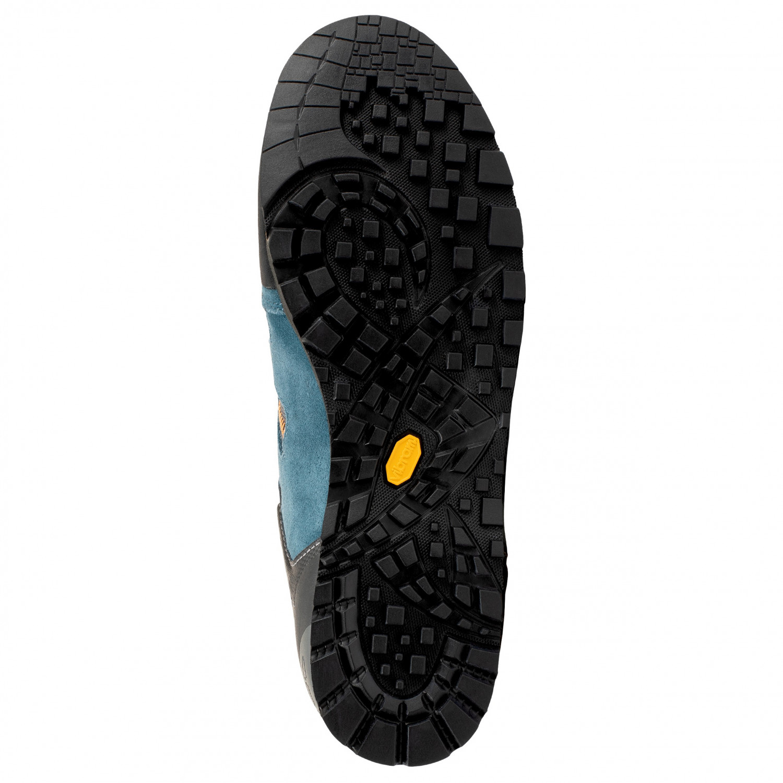 3b09a70f0057 Mammut - Ayako Low GTX - Approach shoes - Dark Cloud   Dark Radiant