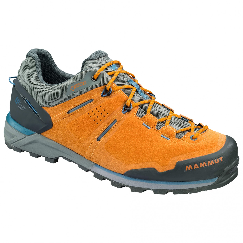 wholesale dealer f402c 43dd7 Mammut - Alnasca Low GTX - Approach shoes - Dark Radiant / Grey | 7,5 (UK)
