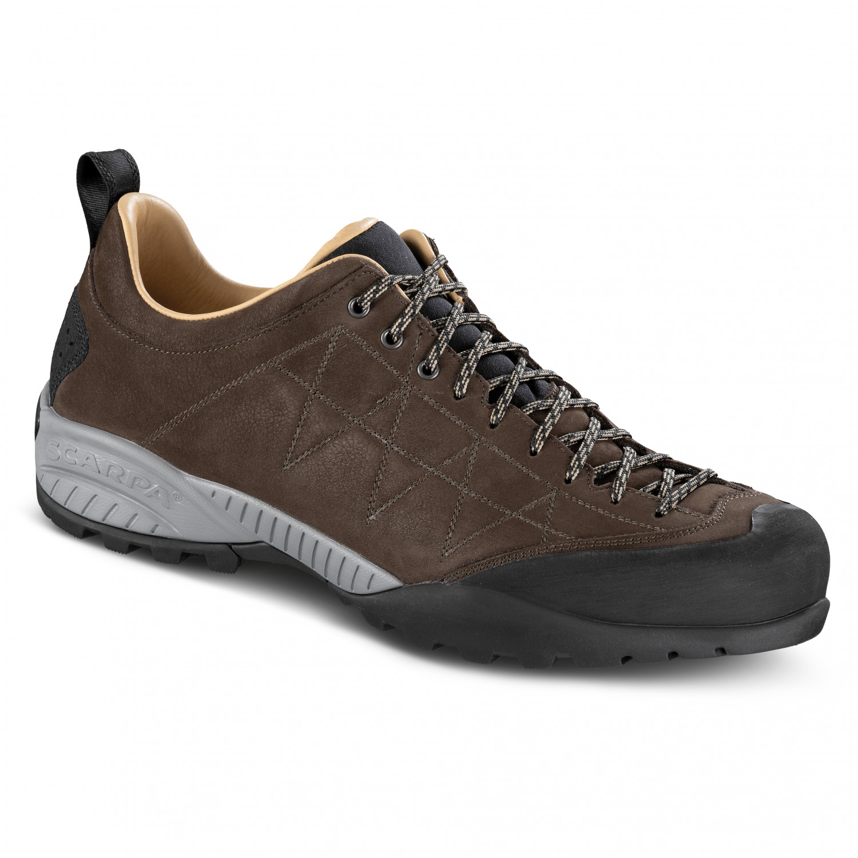 Ul1jtckf3 Leather Scarpa Brown39eu D'approche Zen Chaussures dCBQoerxW