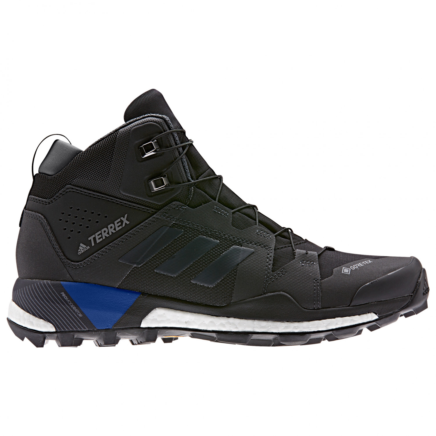 adidas Terrex Skychaser XT Mid GTX Scarpe da avvicinamento Core Black Grey Five Collegiate Royal | 7 (UK)