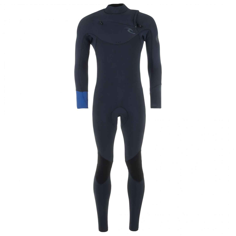 Rip Curl Dawn Patrol Chest Zip 4 3 GB Steamer - Wet Suit Men s ... f25b7a333277