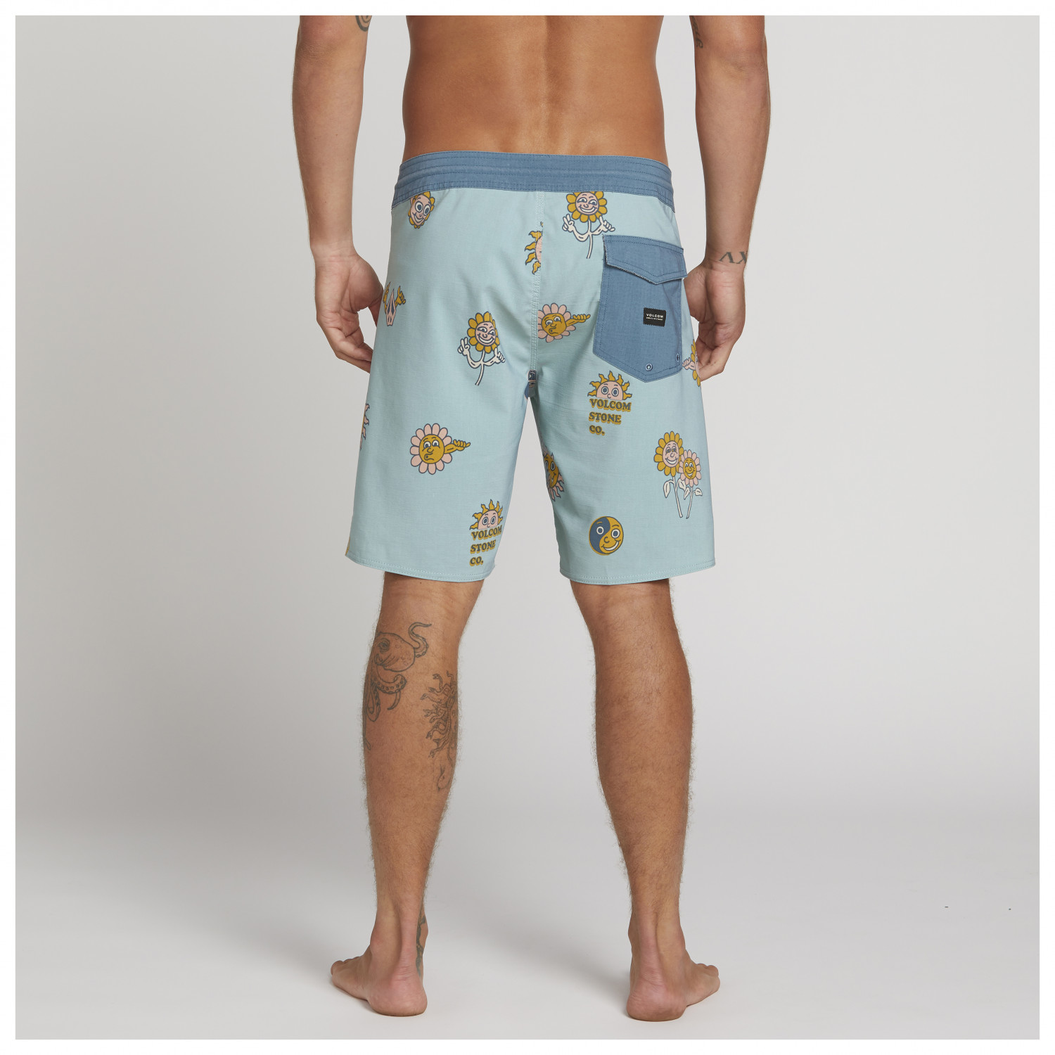 Volcom - Kooks Stoney 19' - Boardshorts - Sea Glass | 28 (US)