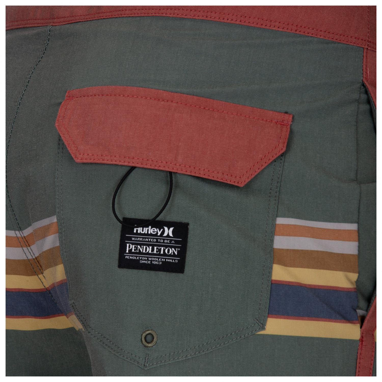 7ff5fe83d Hurley Pendleton Badlands 18'' - Boardshorts Men's | Buy online ...