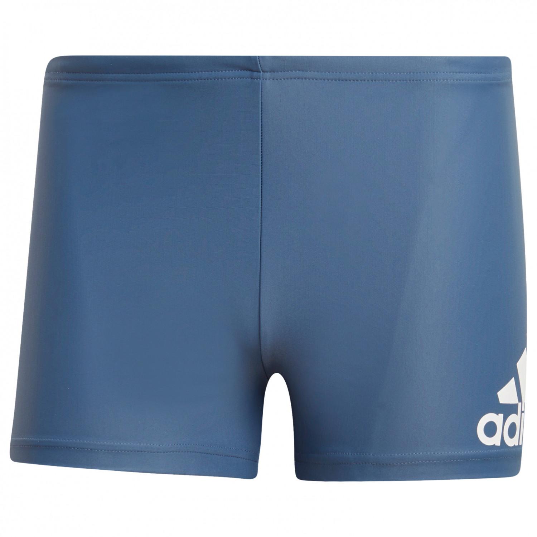 attraktive Mode klar in Sicht Modern und elegant in der Mode adidas - Fit Boxer Badge Of Sport - Badehose - Black / White | 44 (EU)