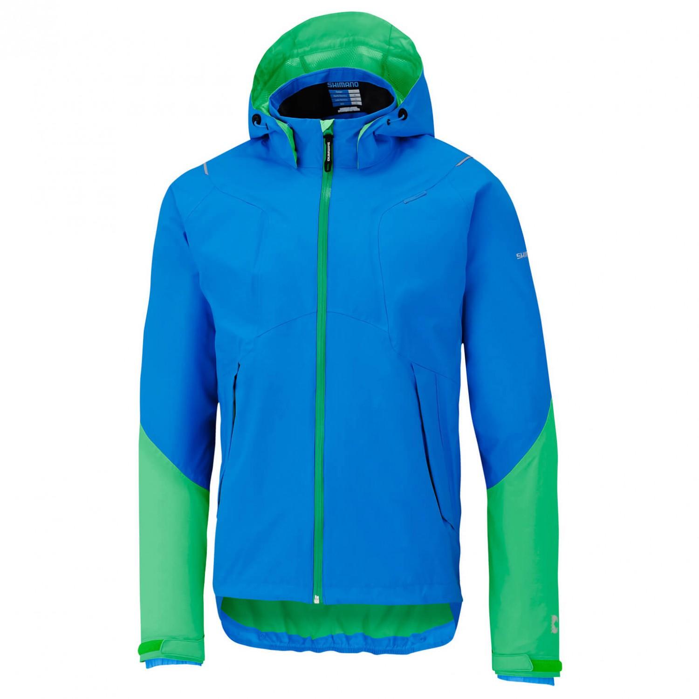 XL Jacke Regenjacke Angeljacke Outdoor Shimano Xefo Durast Jacket Tungsten Gr