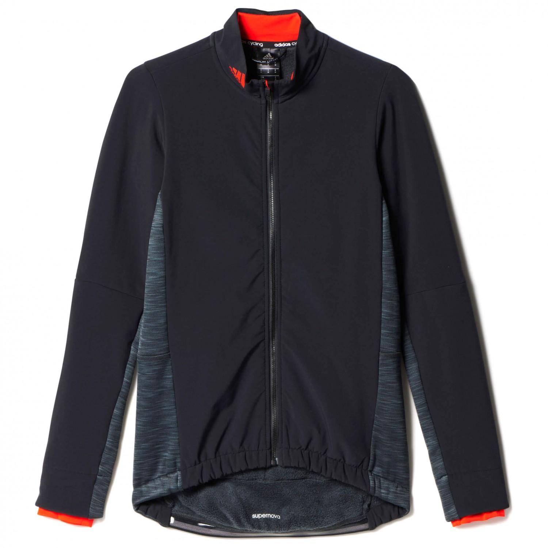 adidas supernova climaheat jacket herren radsport jacke a08448