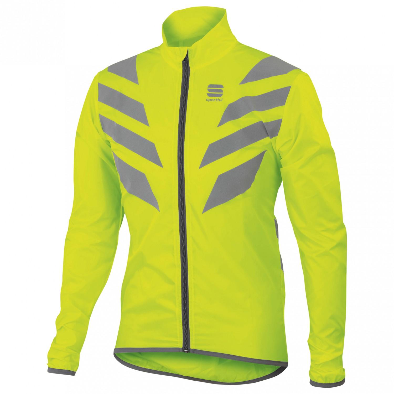 Sportful Reflex Jacket Fahrradjacke Black S