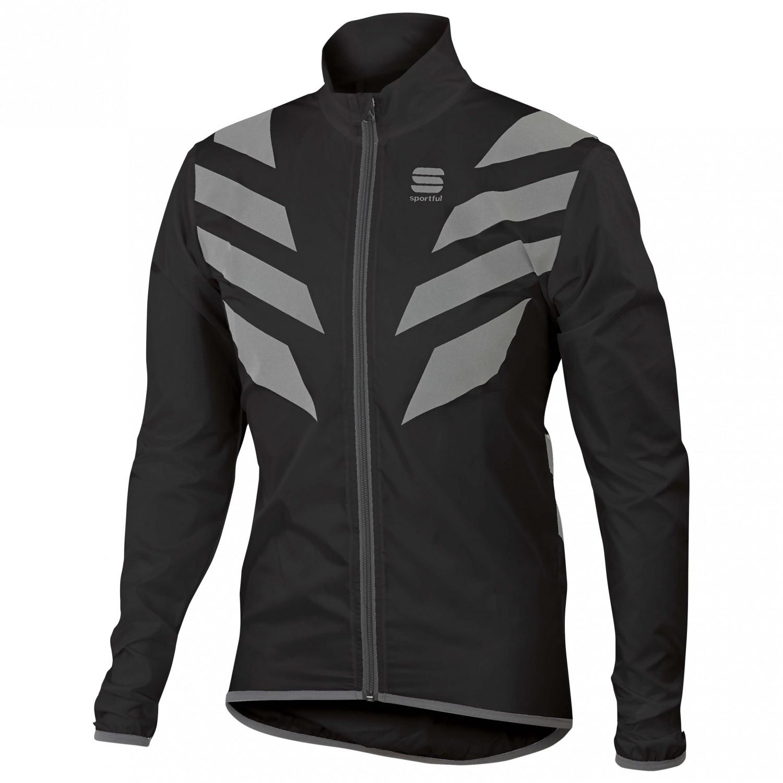 Sportful Reflex Jacket Fahrradjacke Yellow Fluo | S