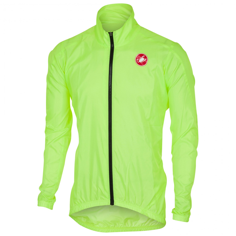 Castelli Squadra ER Jacket Cykeljakke Black | S