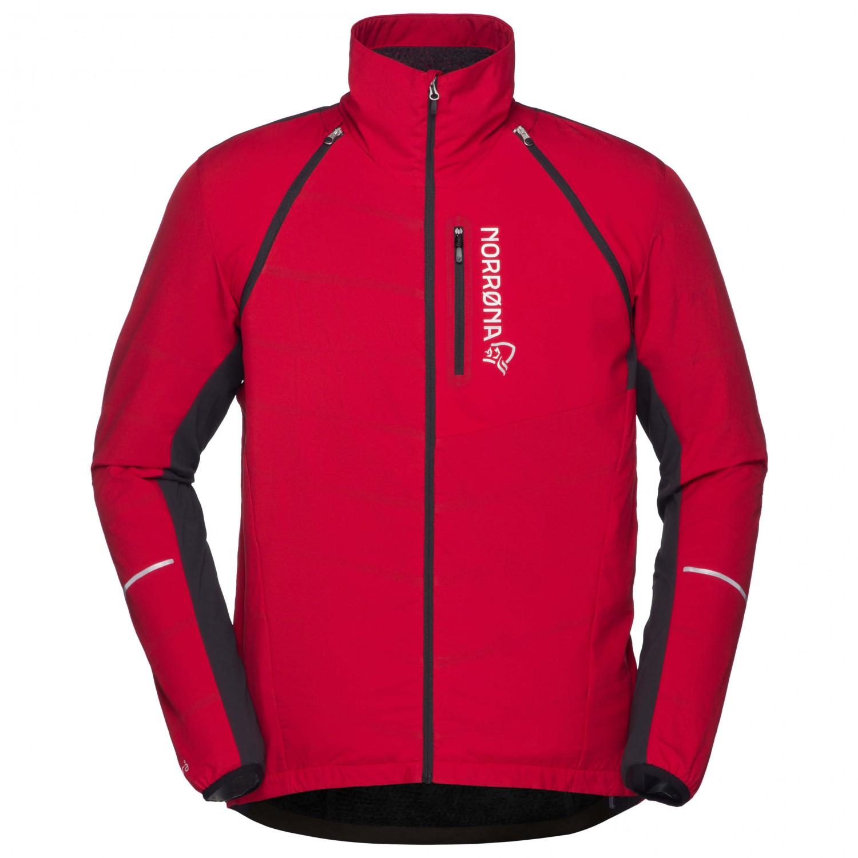 4958dcc1 Norrøna Fjørå Convertible Alpha60 Jacket - Cycling Jacket Men's   Free UK  Delivery   Alpinetrek.co.uk