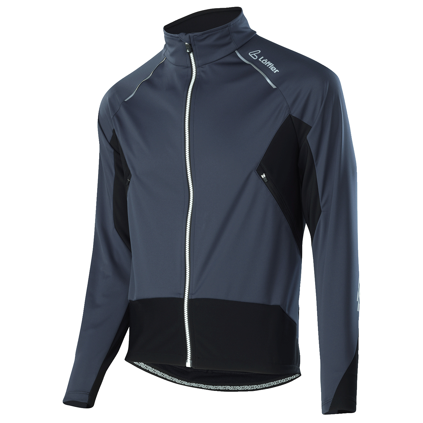 Softshell Wind Stoper Road Bike Cycling Jacket Top Thermal Full Saleeve