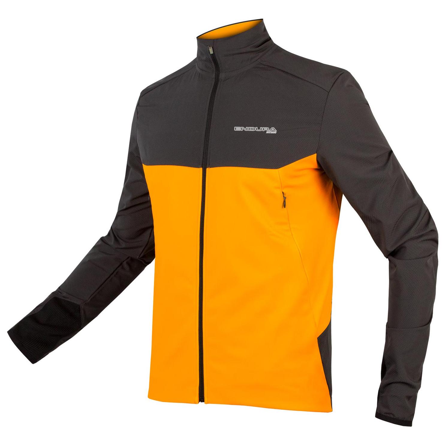 Ciclismo Franco Porto Thermo Jersey Endura Mt500 Giacca Uomo Ls A8W7X