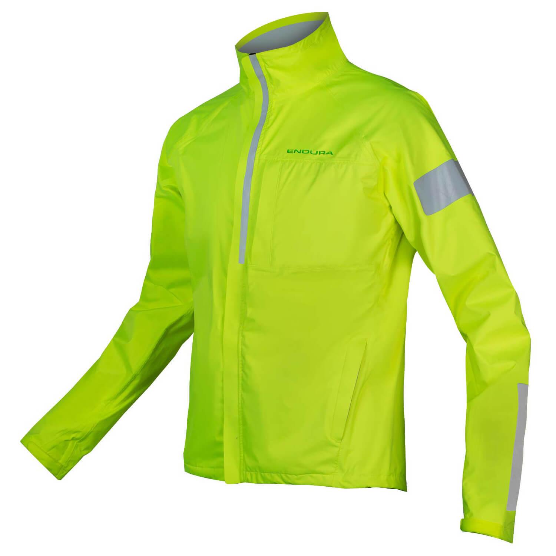 Endura Urban Luminite Jacket Fahrradjacke Neon Blau | S