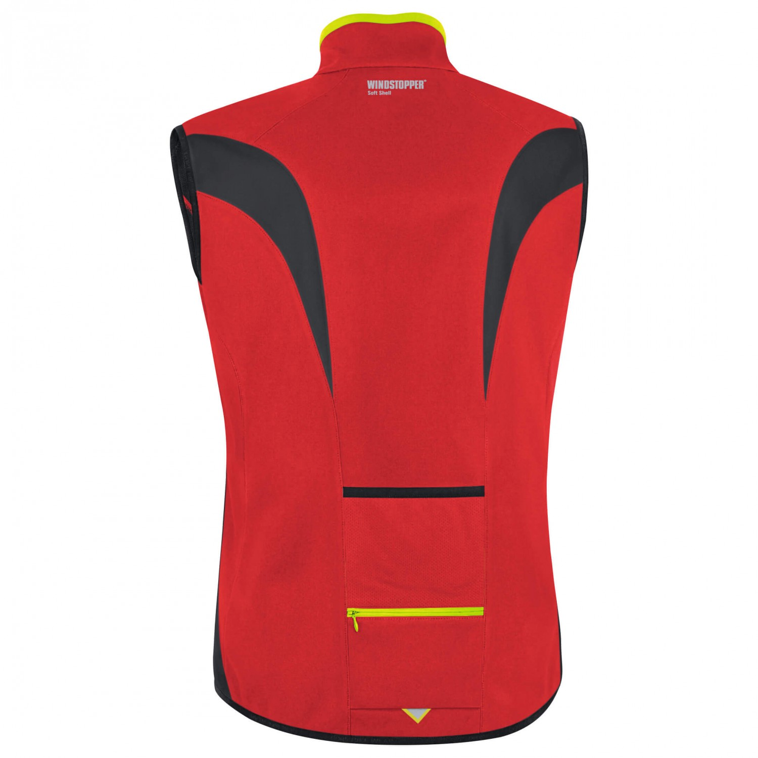 415a80608 GORE Bike Wear - Power Windstopper Soft Shell Thermo Vest Men s ...