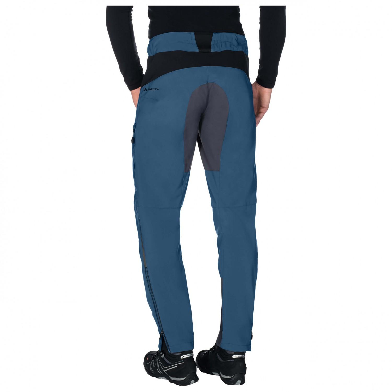size 40 251fd 0b7d5 Vaude - Qimsa Softshell Pants II - Cycling pants - Black | S